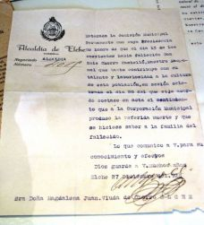 Documento inventariado